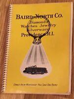 Baird-North Co. Providence, R.I. Jewelry Catalogue Exact REPRINT of 1913