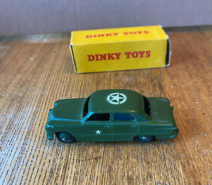 DINKY TOYS #675 FORD STAFF CAR MADE 1954-1957