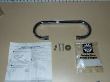 Nos Vintage Skidoo Snowmobile Chrome Front Handle Kit, 79 Citation, Olympique