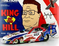 JOHN FORCE 2003 CASTROL GTX KING OF THE HILL 1/24 ACTION FUNNY CAR 1/10,682