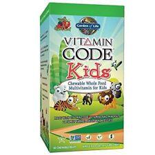 Garden of Life Vitamin Code Kids - Multivitamins - 60 Chewable Bears