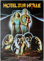 Filmplakat Hotel zur Hölle/Motel Hell 1980 Rory Calhoun Wofman Jack