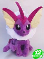 Wow Pokemon Shiny Vaporeon Plush Stuffed Doll PNPL8999
