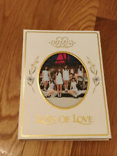 Gfriend Lol Lots of Love version + Paper Doll 3 Postcards Sticker Letter