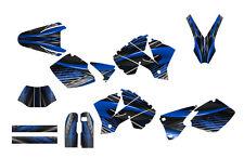 2003 KTM EXC 450 525 graphics dirt bike deco kit NO3333 Blue