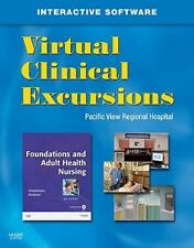 Virtual Clinical Excursions 3.0 for Foundations and Adult Health Nursing (book
