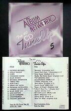 1988 Rare Promo 5 CD George Michael Times Two Blue Zone U.K. New Edition Cher
