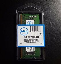 *NEW* Dell 8GB DDR4 2400 MHz (PC4-2400) SO-DIMM Laptop Memory SNPMKYF9C/8G