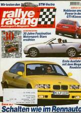 rallye racing 08 96 8 1996 @  BMW M3 @ Lancia Delta Integrale @ Audi A3 1.8T