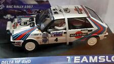 Lancia Delta HF 4WD Rally 87 Team Slot 12904