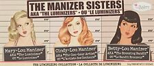 The Balm THE MANIZER SISTERS Luminizing Collection NIB super fast shipping