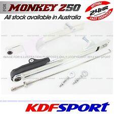 KDF SWINGARM ALLOY CNC SWING ARM REAR FORGED LONG FOR HONDA MONKEY Z50 Z50R Z50J