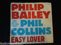 "VINYL 7"" SINGLE - EASY LOVER - PHILIP BAILEY & PHIL COLLINS - A4915"