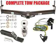 2001-2003 FORD EXPLORER 2 DOOR SPORT COMPLETE TRAILER RECEIVER HITCH TOW PACKAGE