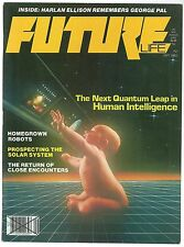 Future Life #21, 1980. *Close Encounters, UFO, Harlan Ellison on George Pal