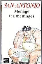 SAN-ANTONIO n°49 # menage tes meninges # 03/2006 J