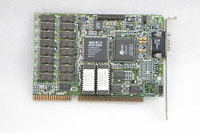 KLA TENCOR 335908 A,1021935210 109-19301-10 ISA MACH64 BOARD WORKING FREE SHIP