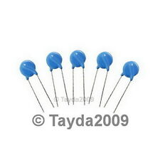 5 x Zinc Oxide Varistor 275VAC 28J 1200A 7mm
