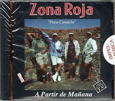 Zona Roja Pura Candela A Partir de Manana   NEW SEALED CD