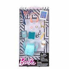 Barbie Fashion Accessory Pack School Spirit Movie Premiere Sightseeing FKR92