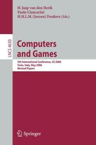 Computers and Games, Paolo Ciancarini