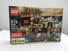 NEW LEGO Lord of the Rings The Hobbit Barrel Escape # 79004 334 pcs Sealed!