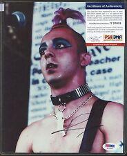 Daron Malakian Signed 8x10 Photo PSA/DNA COA AUTO Autograph