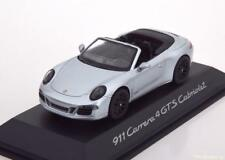 1 43 Schuco Porsche 911 (991) Carrera 4 GTS 2014 bluemetallic
