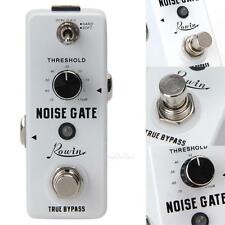 NEW Donner Noise Killer Guitar Noise Gate Suppressor Reduction Effect Pedal