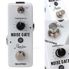 Reducción del ruido 2 Modes Donner guitarra asesina Gate Supresor De Caja De Pedal De Efecto