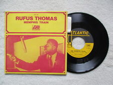 "45T 7"" RUFUS THOMAS ""Memphis Train"" ATLANTIC 650 160 FRANCE AVEC LANGUETTE VG++§"