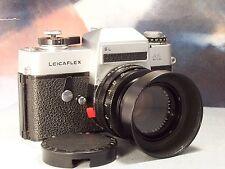 leica leicaflex  sl objectif summicron 50mm F 2