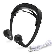 V9 Sports Headphone Bluetooth 4.2 Ear Hook Bone Conduction Headset With Mic