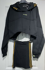 IVY PARK x adidas Drip 2.2 Beyoncé Cut-Out Hooded Dress Size 10