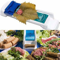 Kitchen Stuffed Grape & Cabbage Leaf Rolling Tool Sushi Dolmer Roller Machine