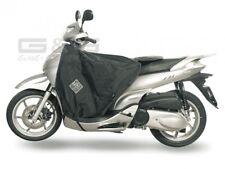Tucano Urbano Beinschutz Wind und Wetter Schutz Schwarz für Honda SH300 SH 300