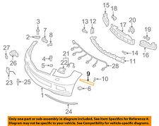 MERCEDES OEM 08-11 C300 Front Bumper-Upper Bracket Right 2048810206