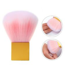 Soft Nail Brush Dust Remover Powder Cleaning Manicure Nail Art Tools Acrylic DIY