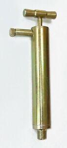"Sump Pump, Bilge pump. Brass, 32mm (1.1/4"") barrel PATAY brand          2-22380"