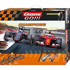Carrera GO !!! - Pista per auto Formula 1, incl. McLaren-Honda MP4-30 di