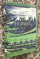 The Hobbit, by J.R.R.Tolkien~ 1966 Early US Edition with Original Dust Jacket