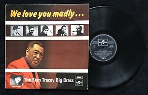 The Stan Tracey Big Brass – We Love You Madly, 1969 UK LP NM, Columbia SCX 6320