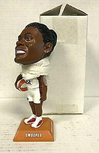 2001 SGA Houston Comets Sheryl Swoopes Bobblehead WNBA NIB