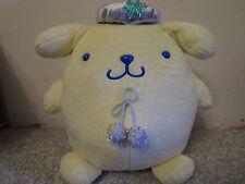Sanrio Pomu Pomu Purin Pudding Snow Christmas Jumbo Plushie (Japan Only Prize)