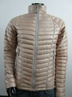 NWT Mens Mountain Hardwear Metatherm Ultralight Full Zip 800-Down Jacket Mauve