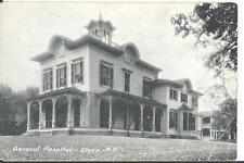 c1907 OLEON GENERAL HOSPITAL Olean New York Postcard NY
