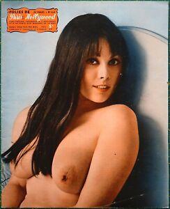 Folies Paris Hollywood #414 pin-up magazine June Palmer? - April Dawson