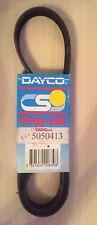 DAYCO polyrib Serpentine Belt #5050413 Ford, Honda, PONTIAC, Mercury, MAZDA