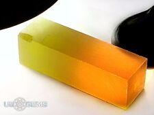 Diaspore Color change #1405. Rough 90 gr. SIAMITE. Created Gemstone. US@GEMS