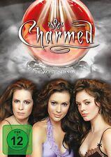 HOLLY MARIE/MCGOWAN,ROSE/MILANO,ALYSSA COMBS - CHARMED S8 MB  6 DVD NEU